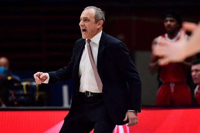 Eurolega, le voci dei Coach dopo la prima parte del Round 19