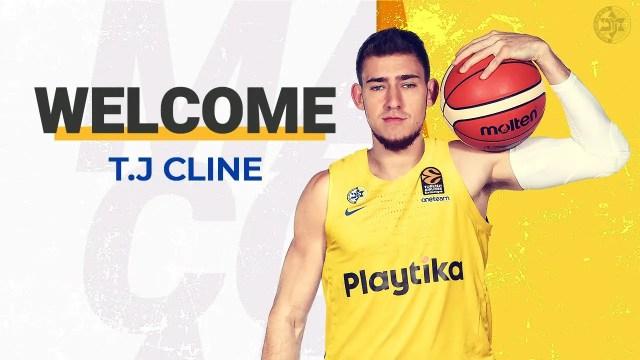 Mercato, TJ Cline è un nuovo giocatore del Maccabi Tel Aviv