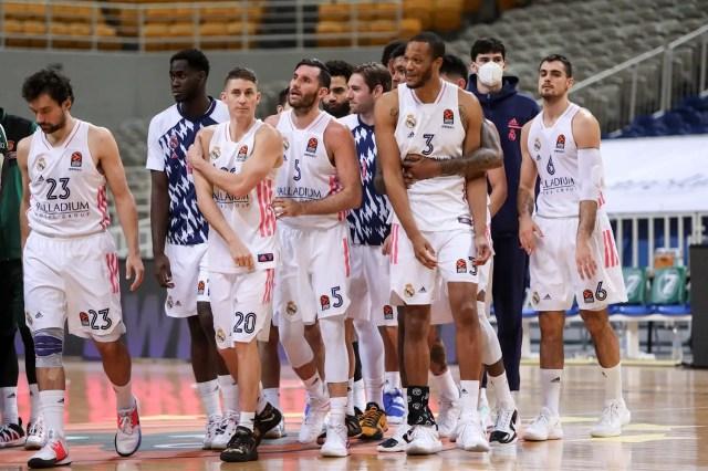 Real-Panathinaikos: volontà Green, vittoria Blanca