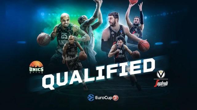 Top 16 Eurocup: il punto dopo il Round 4! (Gruppi G-H)