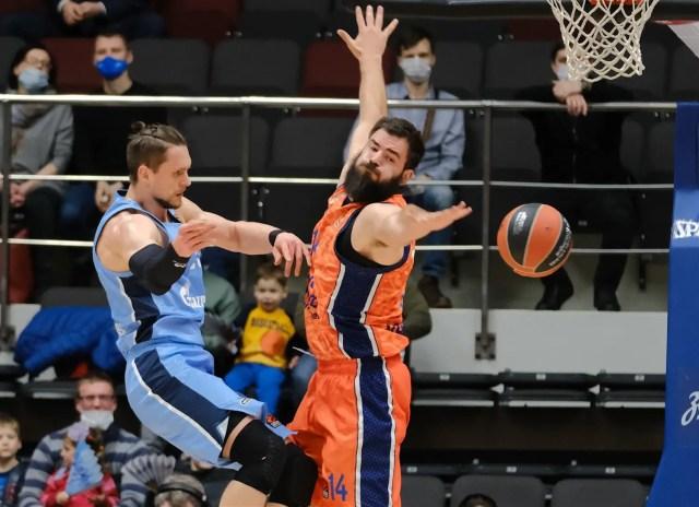 Zenit-Valencia: i taronja vogliono i playoff