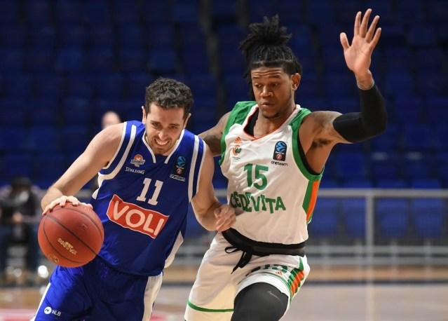 Buducnost-Cedevita (R6): I montenegrini conquistano il pass per i quarti di finale