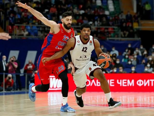 Round 29, Milano surclassa il CSKA con una grande prova di Kevin Punter.
