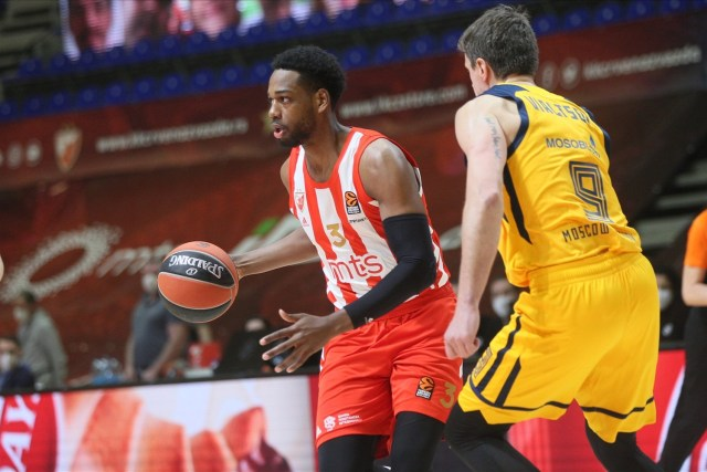 Triple Jordan Loyd, Eurolega | Eurodevotion