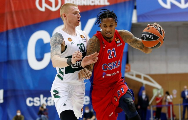 Round 25: il CSKA chiude la Regular Season battendo il Pana in una bella partita.
