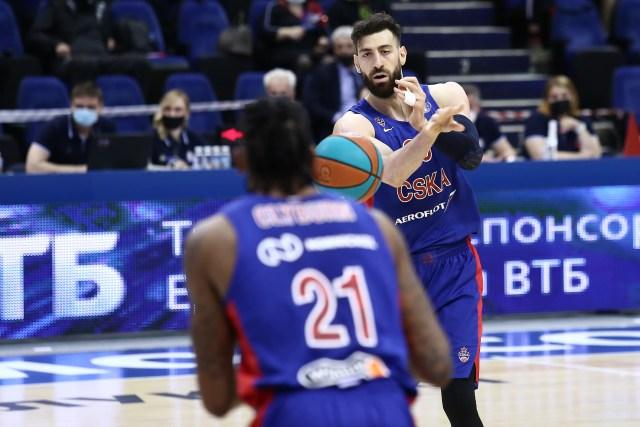 Shengelia CSKA