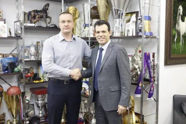 CSKA-Itoudis: c'è l'accordo fino al 2023