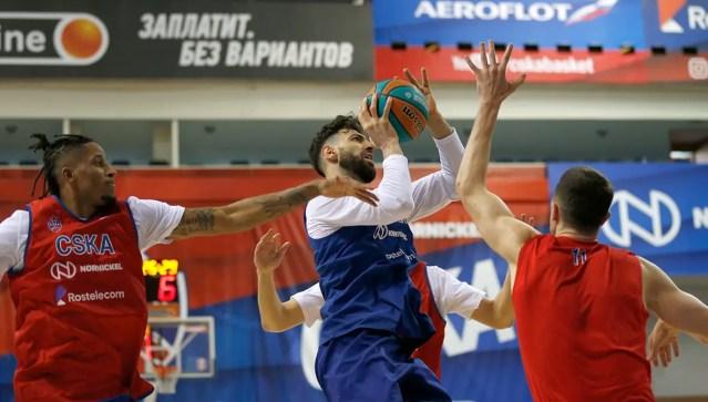 "Pre CSKA-Nihzny Novgorod, Itoudis: ""Avversari molto competitivi"""