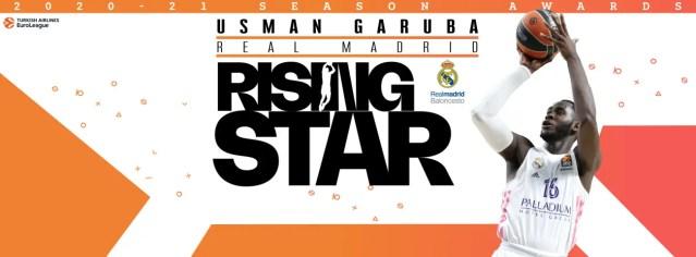 Usman Garuba vince il Rising Star 2020/21