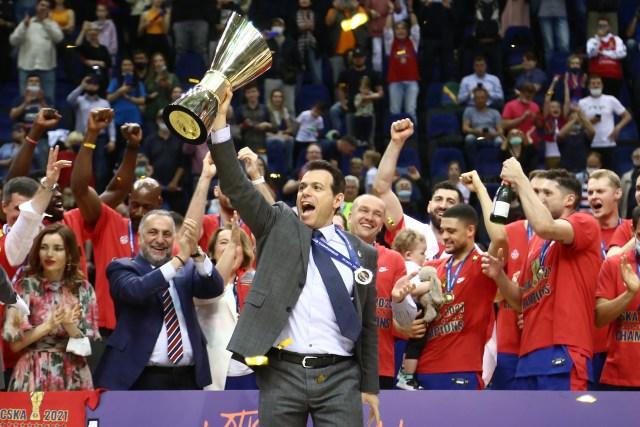 CSKA Mosca Itoudis