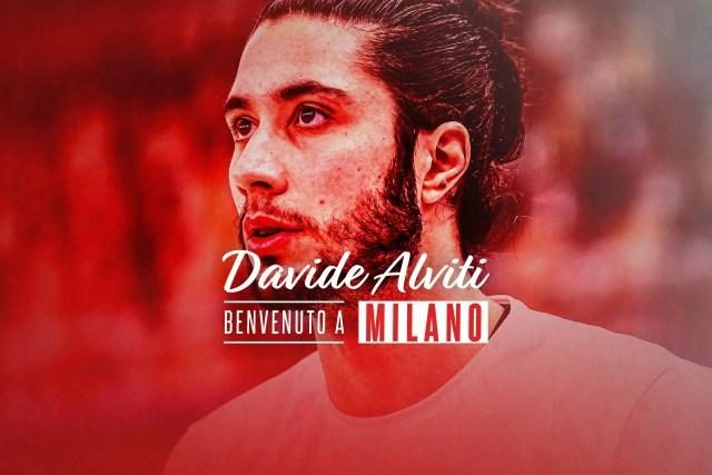 Ufficiale: Davide Alviti all'Olimpia Milano