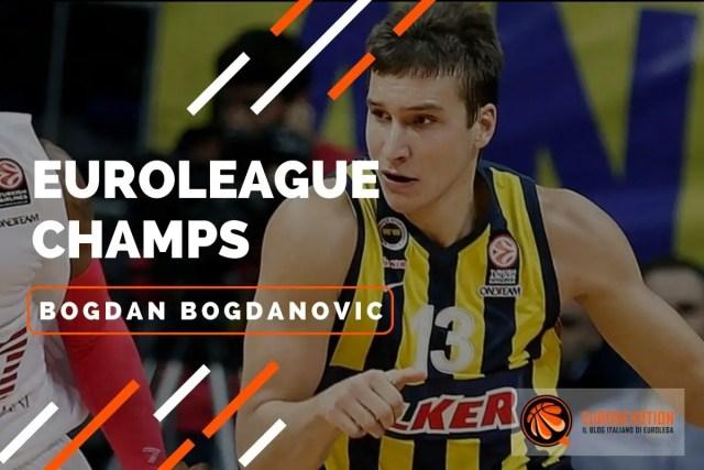 Euroleague Players 2016/17: Bogdan Bogdanovic, l'arte di essere Zele in campo