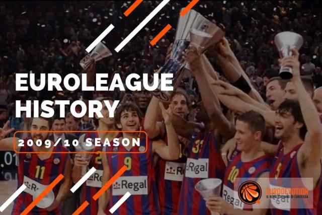 Euroleague story