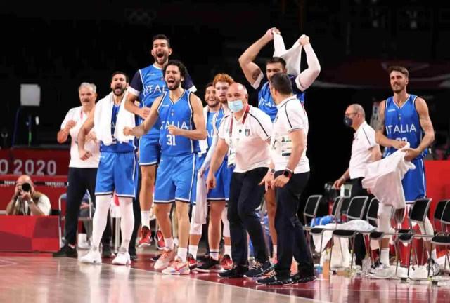 Tokyo 2020- L'Italbasket non sbaglia e vola ai quarti di finale