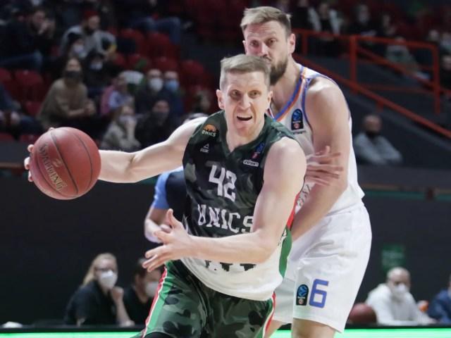 Ufficiale: Evgenij Kolesnikov lascia l'UNICS Kazan