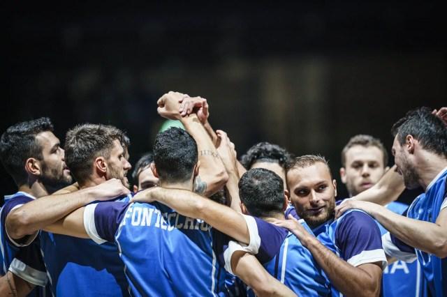 Buona la prima! L'Italbasket batte la Germania