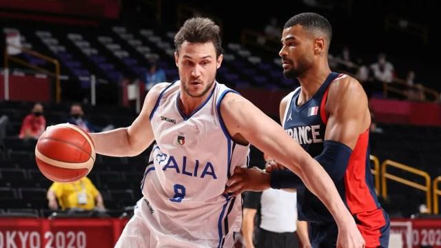 Tokyo 2020- Il cuore dell'Italbasket batte forte, ma non basta. Vince la Francia