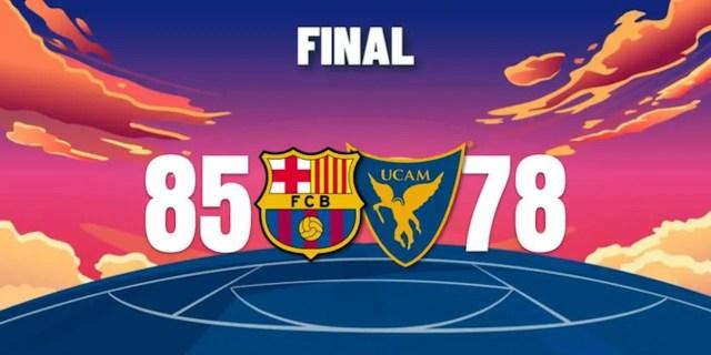 Barça-Murcia: solita paura, catalani che vincono senza convincere