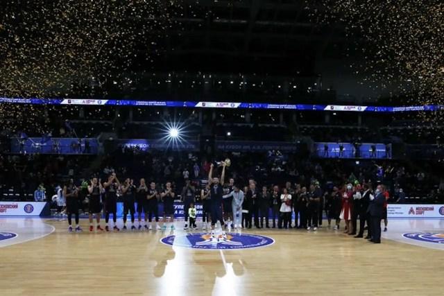 Cska-Zenit: la prima Supercoppa di VTB va a Mosca, infortunio incredibile per Napier
