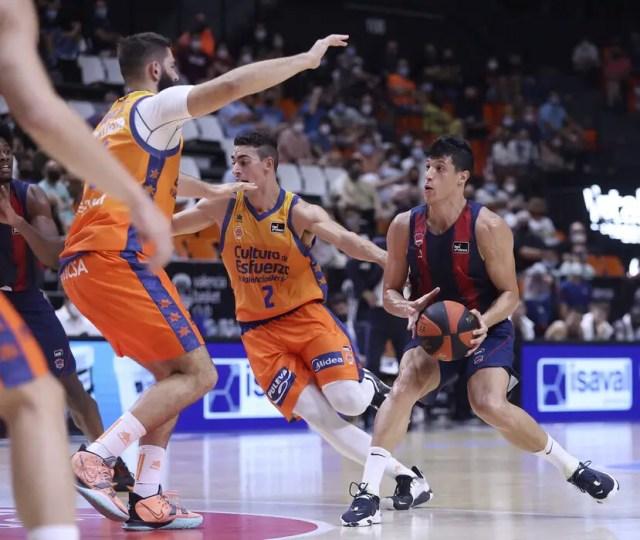 Valencia-Baskonia (G1), i baschi partono con il botto
