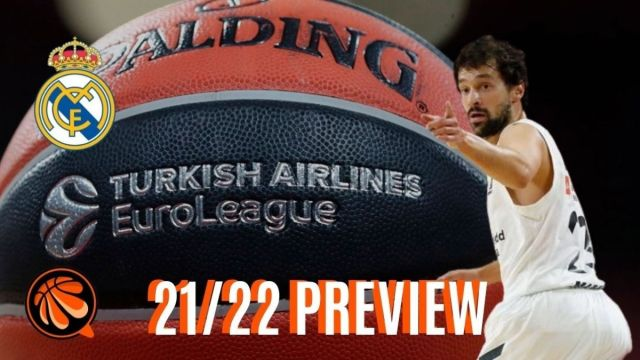 Euroleague Preview 2021/22: il Real Madrid
