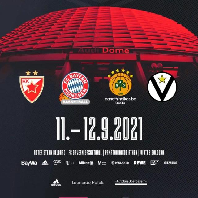 MAGENTA SPORT CUP: il Bayern batte una Virtus con ancora molto lavoro da fare
