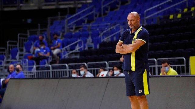 Djordjevic: rispetto alla gara contro l'Alba mi attendo una prestazione difensiva differente