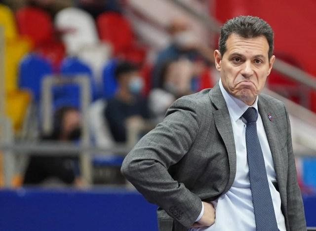 """Itoudis verso l'Olympiacos: """"Siamo gli underdogs in questo momento"""""""
