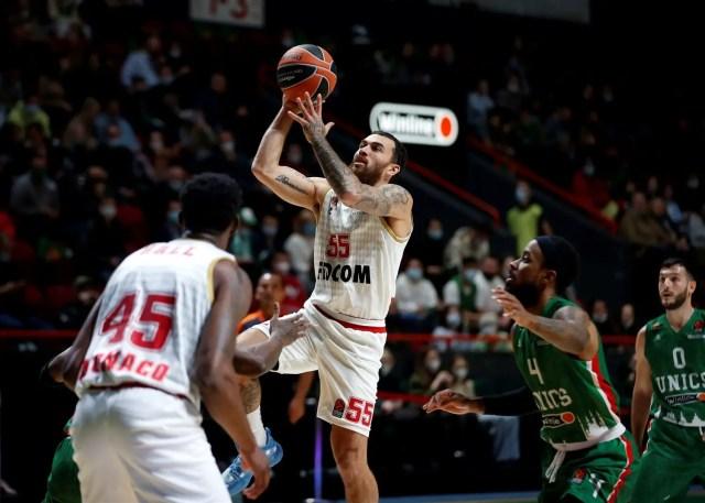 Kazan-Monaco (R2): I monegaschi  si confermano la sorpresa di questo inizio di EuroLeague