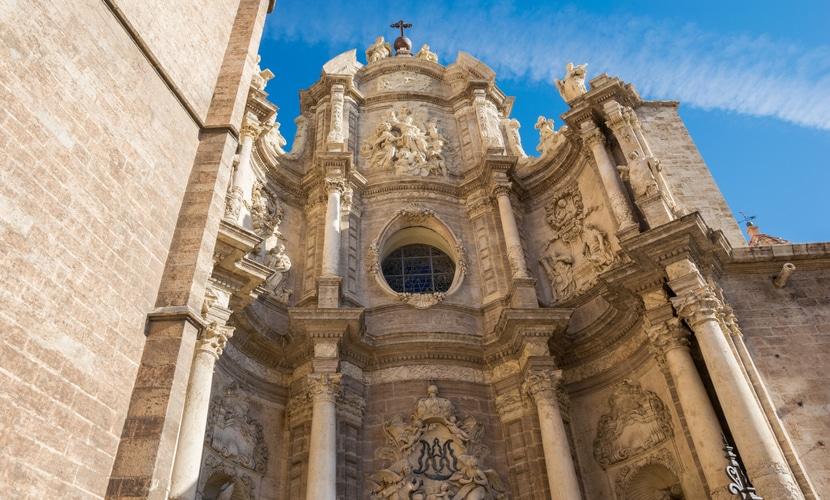 Catedral em Valência