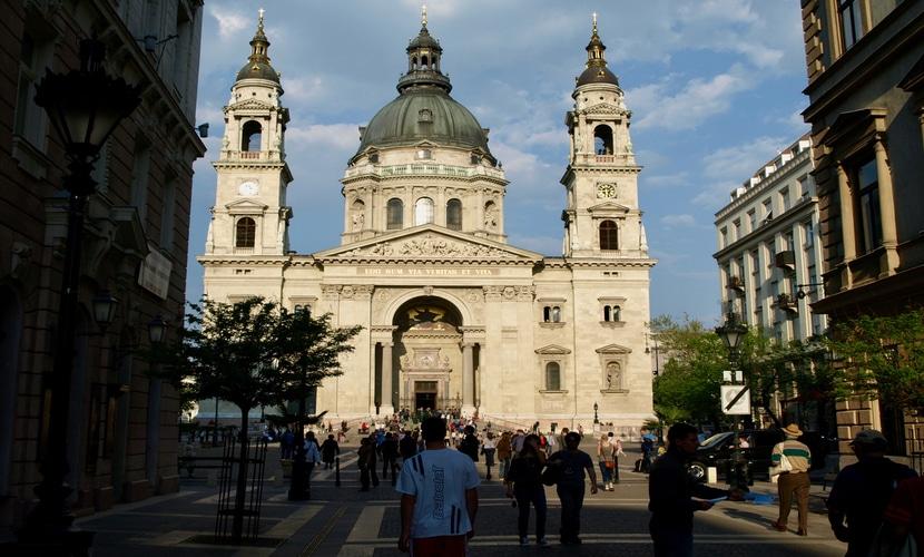 Vida em Budapeste