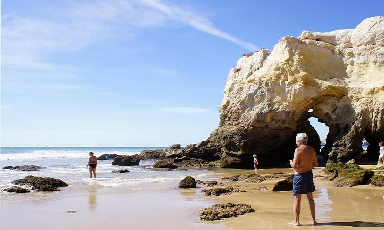 Algarve melhor destino para aposentados pós-coronavírus