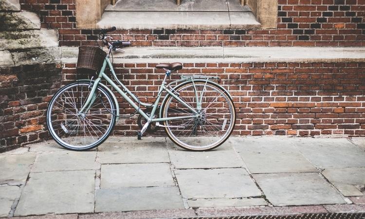 bicicleta em cambridge