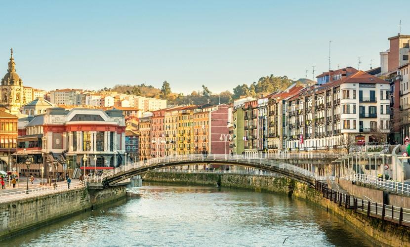 bilbao, uma das melhores cidades da espanha para morar