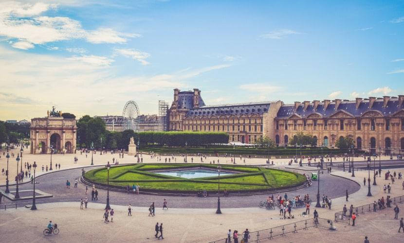Bolsa de estudo na França para brasileiros