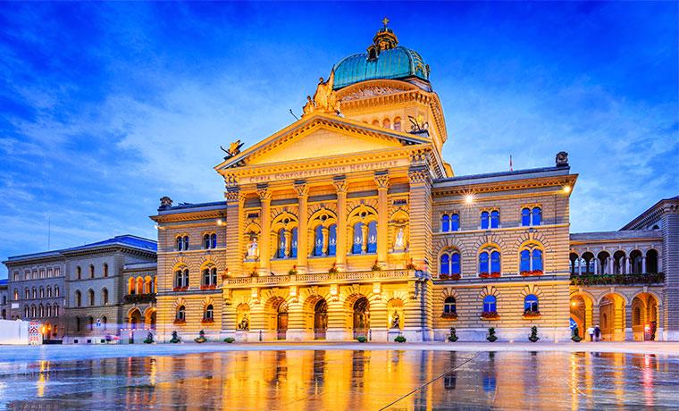 capital da suica prefeitura