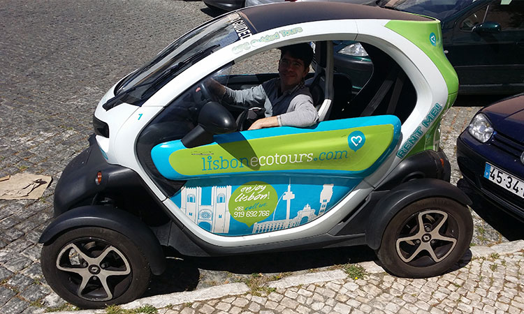 carro eletrico portugal