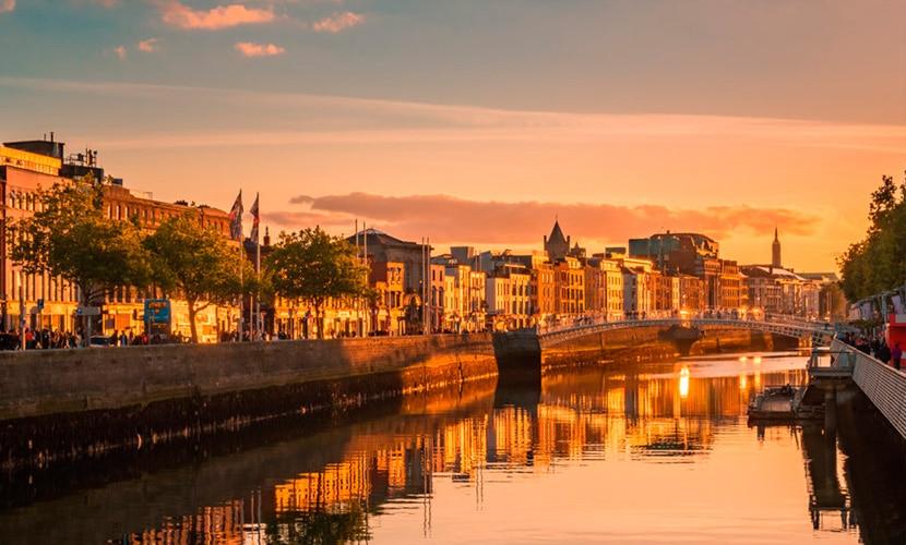 Cidadania irlandesa para morar em Dublin