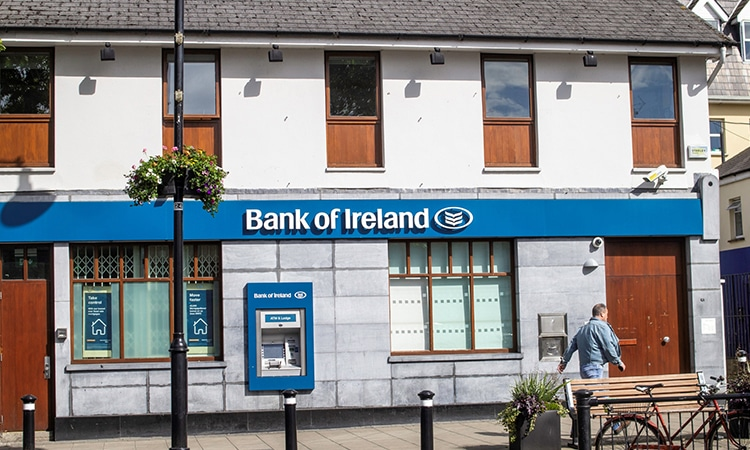 como abrir conta na Irlanda Bank of Ireland