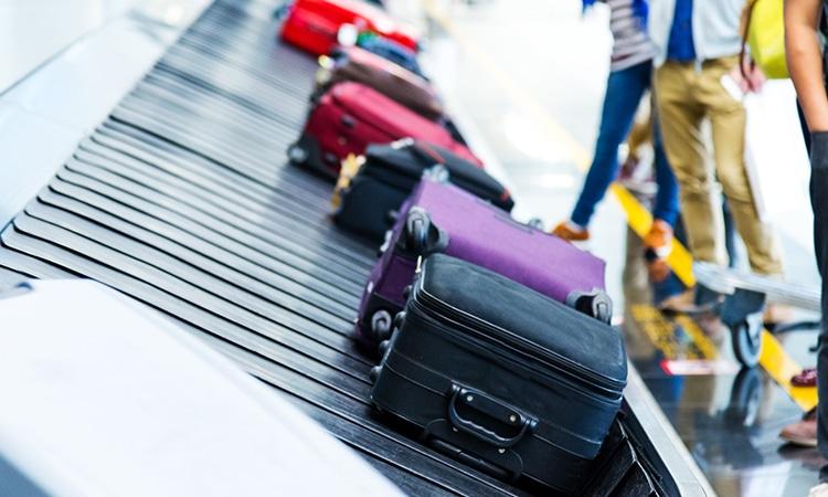 comprar mala de viagem esteira