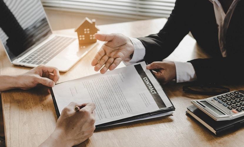 contrato imobiliário em Portugal
