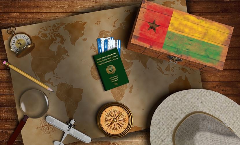 CPLP passaporte Guiné Bissau