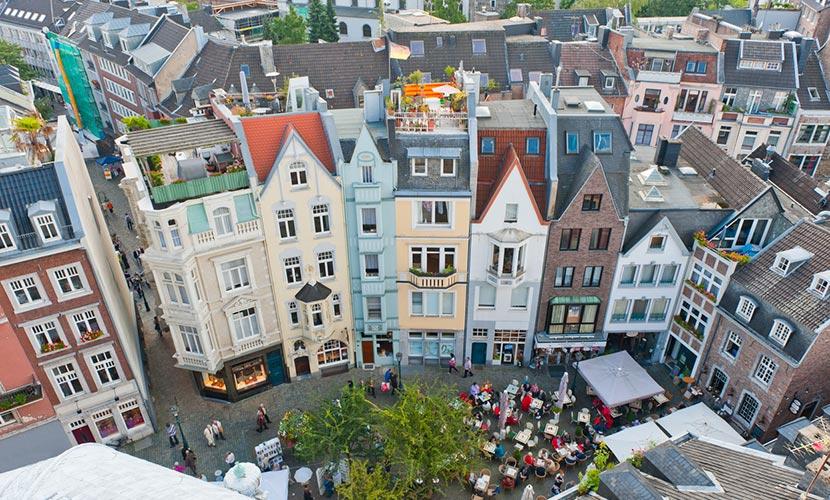 custo de vida em Aachen Alemanha