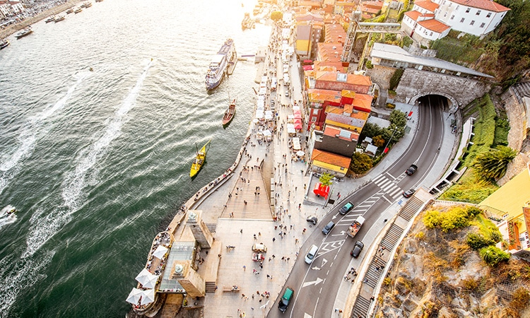 Dirigir em Portugal: a qualidade das estradas