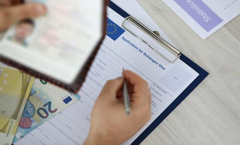 Espaço Schengen documentos