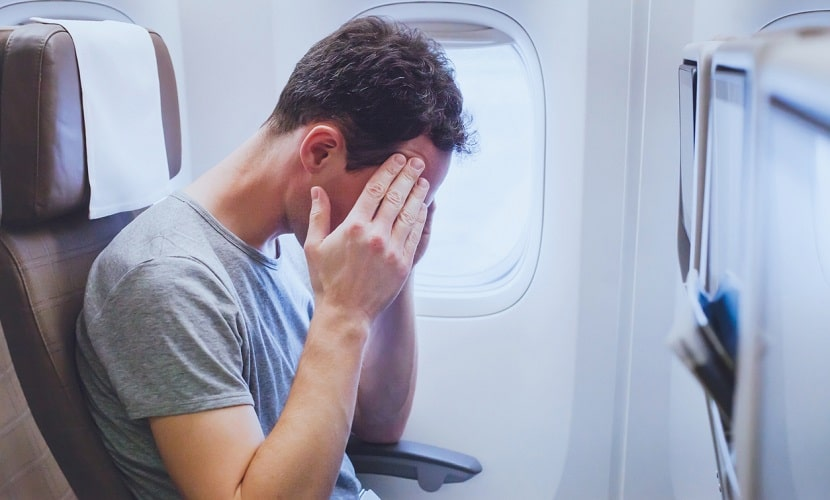 fobia de avião