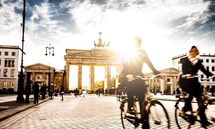 Freizeitstress na cultura da Alemanha