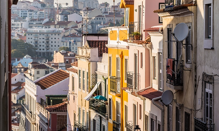 Golden Visa para reabilitação urbana em Portugal Lisboa