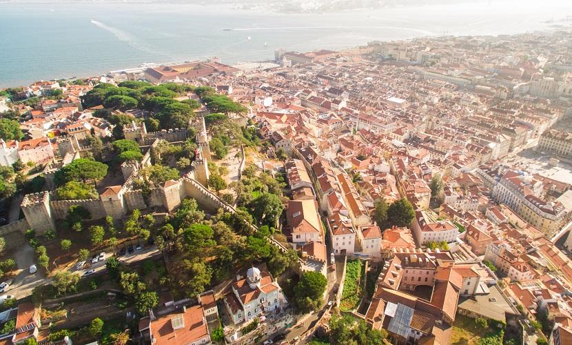 Lisboa cidade cara