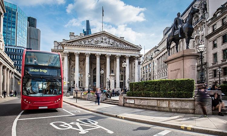 Londres é uma das cidades mais caras da Europa